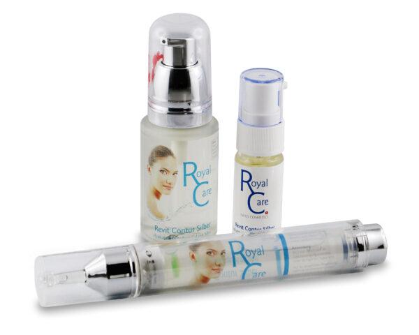 Pralle und Glatte Haut dank Revit Contur 15%iges Hyaluron Hautpflege Gel von Royalcare