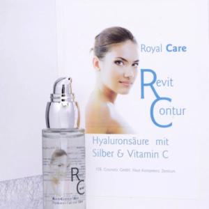 Revit Contur Hyaluron mit Silber & Vit.C