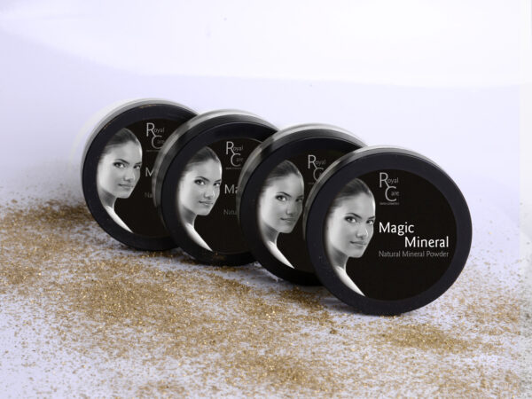 Royal Care Magic Mineral- Mineral Powder Make up