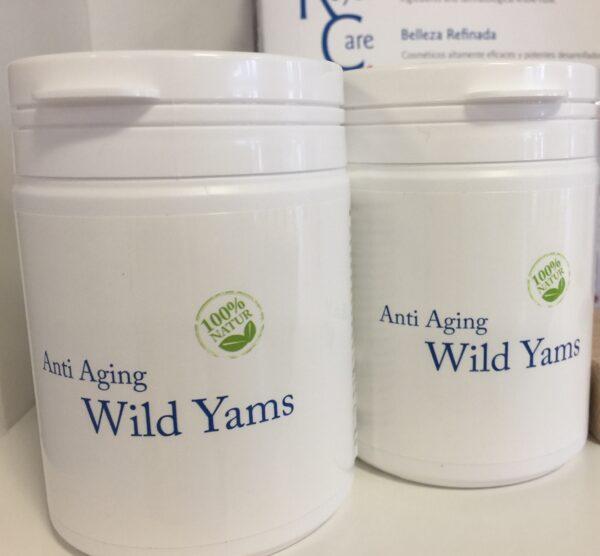 Royal Care Wild Yams- Anti Aging Kapseln