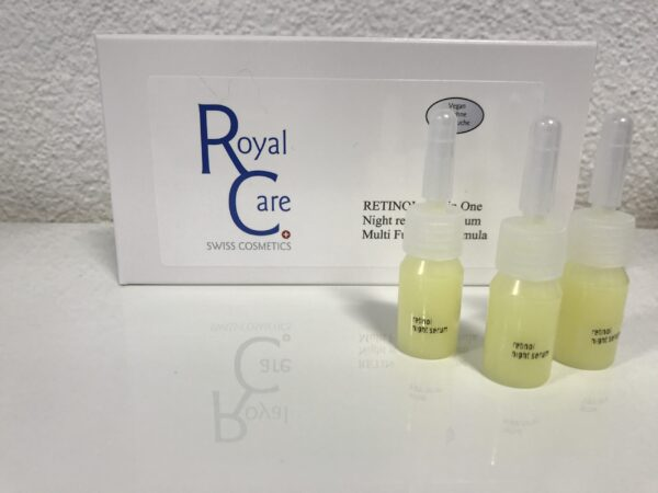 Royal Care Retinol all in one(Vitamin A) 3 ml